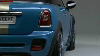 2009 MINI Coupe Concept Videos