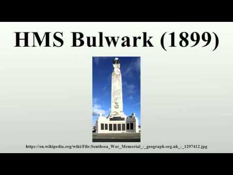 HMS Bulwark (1899)