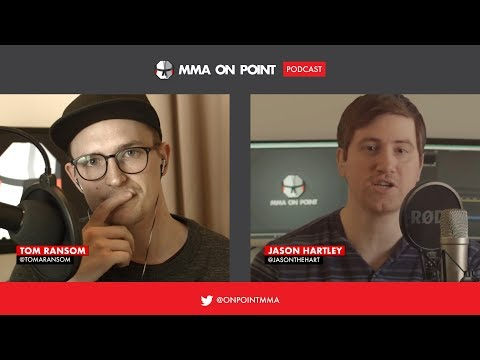 Podcast #22   We're Going to Bellator This Weekend! UFC Winnipeg