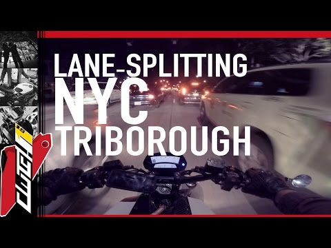 FROM LONG ISLAND, QUEENS, MANHATTAN TO BROOKLYN - WE RIDE IT