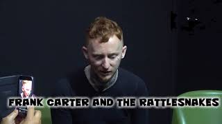 [MMTV ] FRANK CARTER AND THE RATTLESNAKES AT HELLFEST 2017