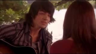 Митчи и Шейн  Деми Ловато и Джо Джонас OST Camp Rock