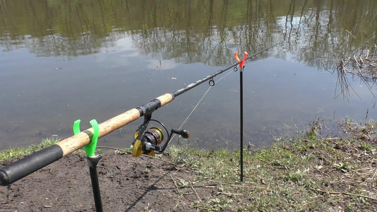 Рыбалка на фидер. Поклёвки подлещика не отпускают меня домой