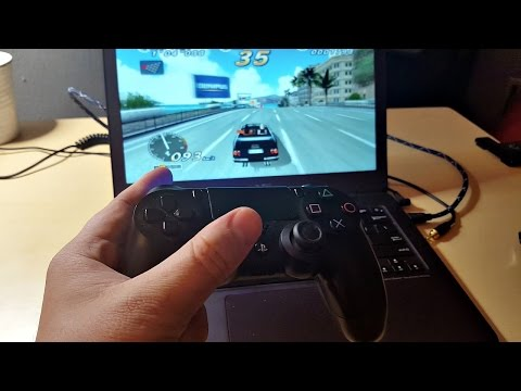 Connect A PS4 Controller To Your PC