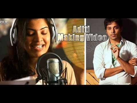 Aditi Song Making || Telugu Short Film || Presented by iQlik Movies