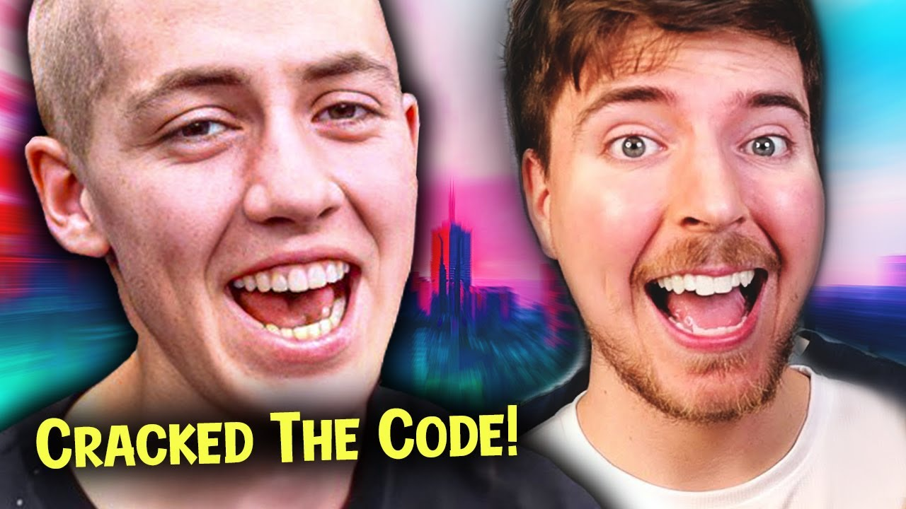 How The YouTube Algorithm Made Zealous Famous   MrBeast