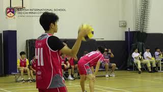 HIGHLIGHTS - U19b BOYS VOLLEYBALL BIS vs ISHCMC