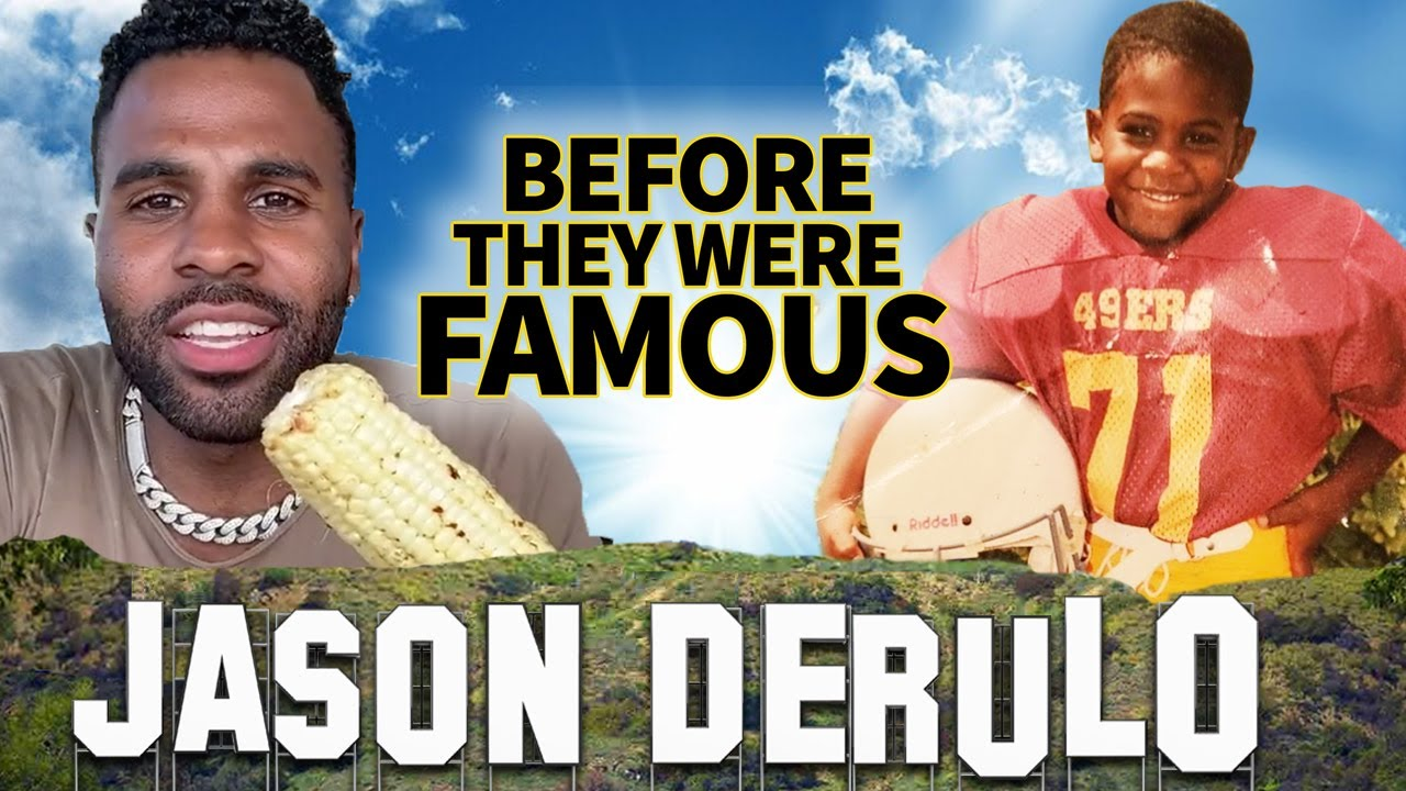 Jason DeRulo | Before They Were Famous | Savage Love Singer Biography
