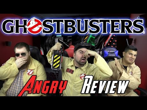 Ghostbusters  Angry Movie Review  Rant  Youtube