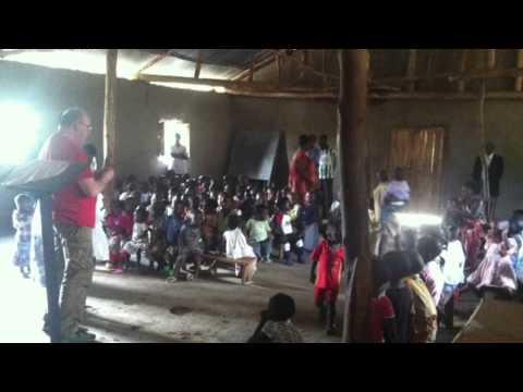 Rwanda Jenny's trip with OCC