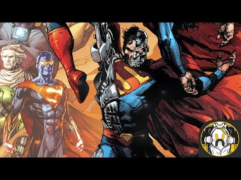 "Cyborg Superman RETURNS | Action Comics #979 ""Revenge"""