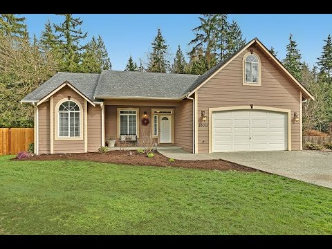 Homes for Sale Arlington WA: 26015 46th Ave NE  Arlington WA.98223