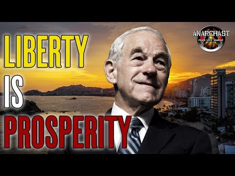Ron Paul On Trump's First Year of Presidency, US Dollar Collapse and Anarchy