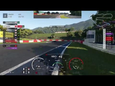 GT sport FIA manufacturer Live S17 R1