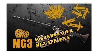 Warface Jogando Com MG3