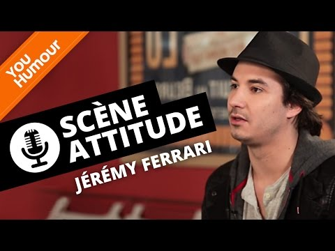 Interview de Jeremy Ferrari - Scène Attitude