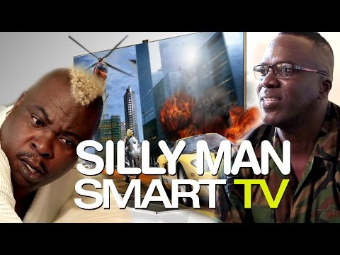 Ity and Fancy Cat Show - Silly Man, Smart TV