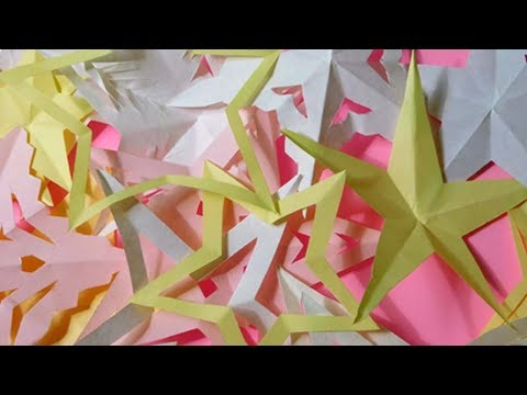 Betsy Ross Stars for Fourth of July Paper Craft for Kids, Fun Math for Kids