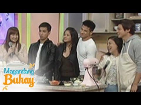 Magandang Buhay: Jessica, Princess and Alleah thank their brothers