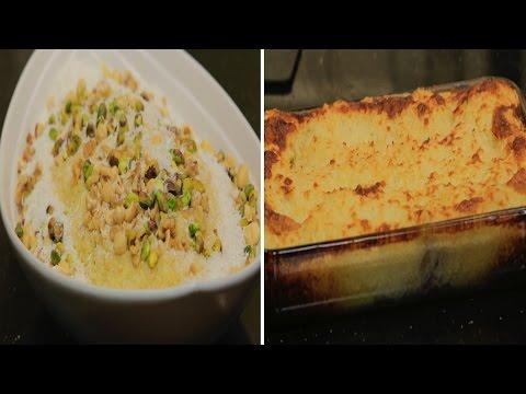 أرز معمر بالدجاج - شورية كوسة - كسكسي بالمكسرات : الشيف حلقة كاملة
