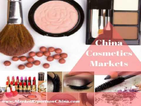 Cosmetics Markets In China