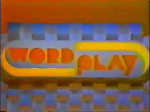 Wordplay Pilot  October 12, 1986