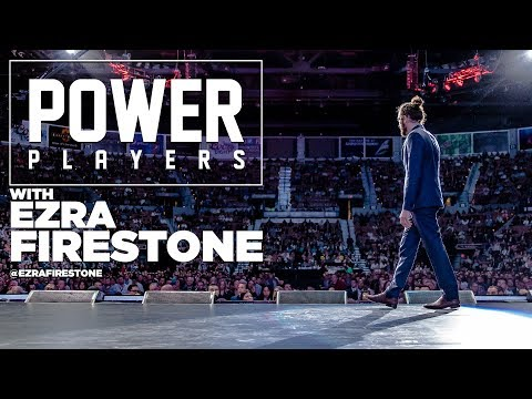 How to Become a E-Commerece Millionaire with Ezra Firestone & Grant Cardone - Power Players