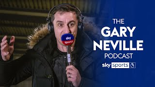 Does Gary Neville think Manchester United deserved a penalty? | The Gary Neville Podcast
