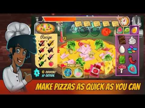 Pizza Mania: Cheese Moon Chase Trailer