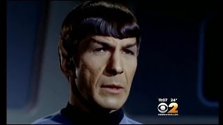 Tributes Pour In For Actor Leonard Nimoy, 83