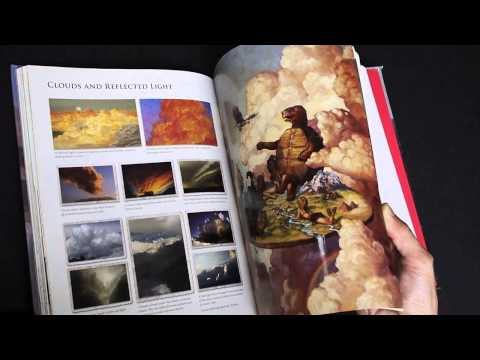 otherworlds:-how-to-imagine,-paint-and-create-epic-scenes-of-fantasy-by-tom-kidd