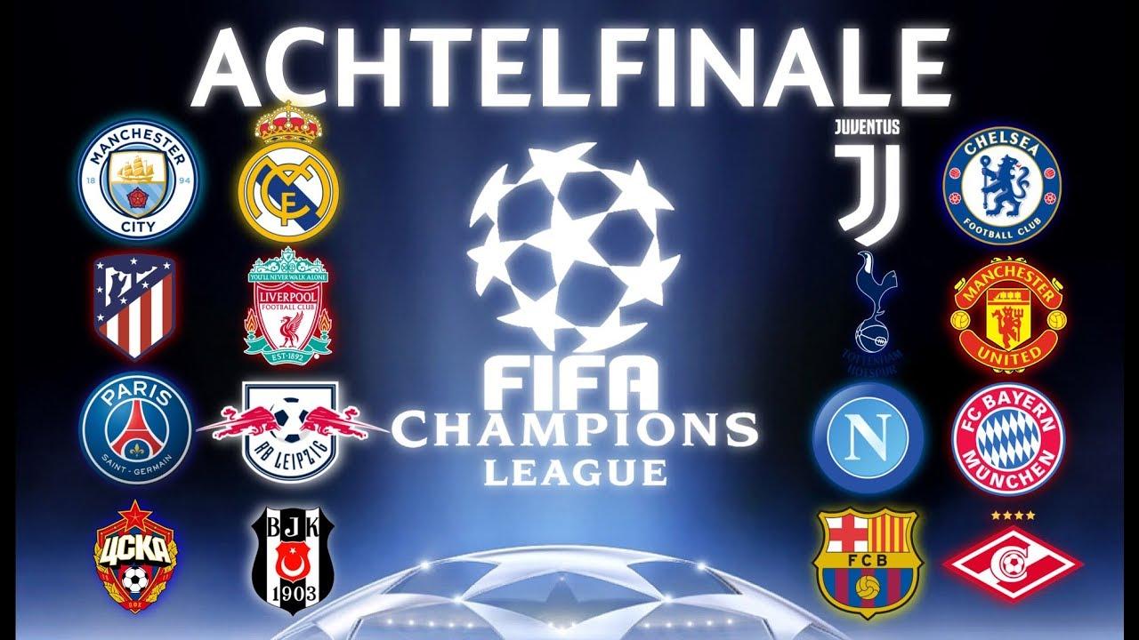 Champions League Rückspiele