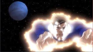 Superman vs Solaris