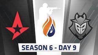 ECS Season 6 Day 9 Astralis vs G2 - Mirage