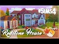 The Sims 4 Speed Build - Redstone House