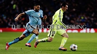 Lionel Messi ● The Master of Dribbling ● 2014-2015 ||HD||