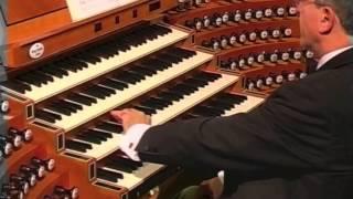 Naji Hakim RHAPSODY for organ duet