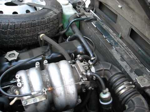 Работа двигателя Нивы 21214