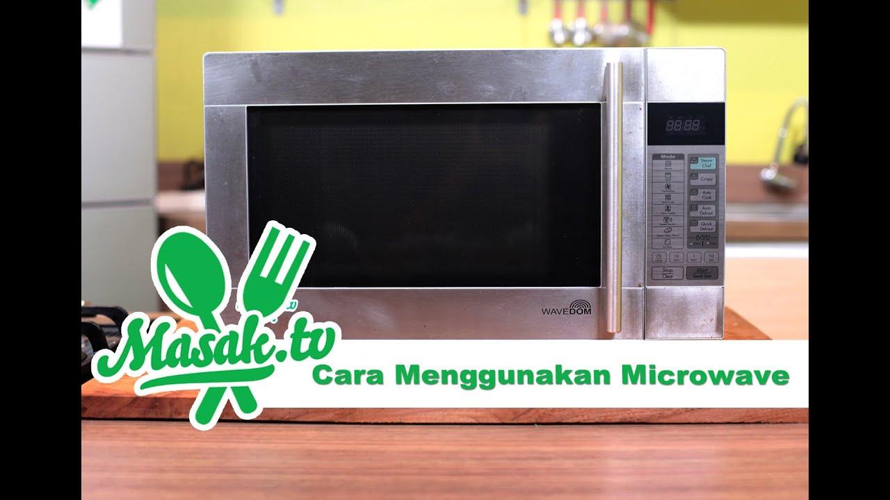 Menggunakan Microwave Kiat 044 Youtube Samsung Mg28j5285us 28 L