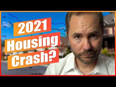The 2021 Housing Crash Theory Explained