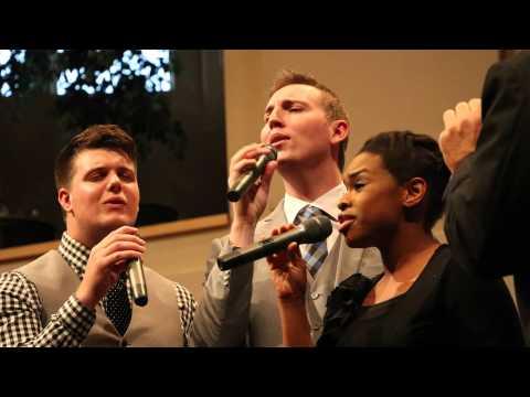 The Craguns (Pass Me Not, O Gentle Savior -- a cappella) 09-10-15