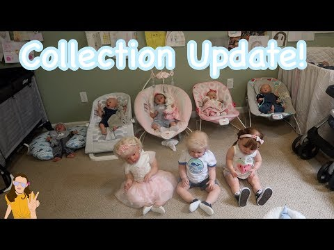 Reborn Baby Collection Update Summer 2018!...
