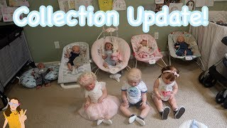 Обложка на видео - Reborn Baby Collection Update Summer 2018! | Kelli Maple
