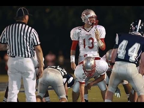 Magee Trojans vs St Andrews Highlights 2009