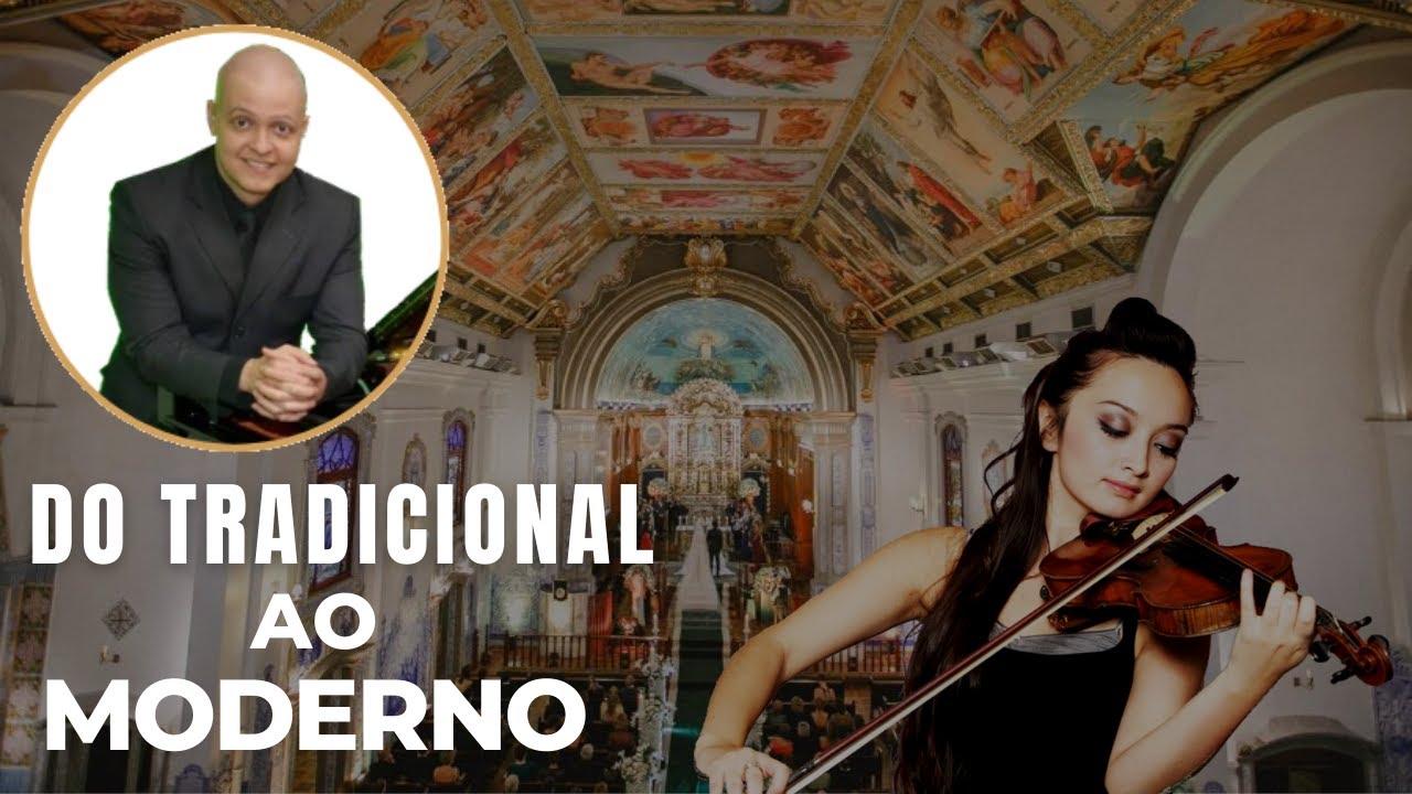 Música para Casamento: do TRADICIONAL ao MODERNO