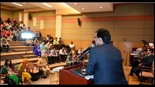 Maroof Ali Cheif Commercial Officer CCO CyberNet Pakistan Sharing His Success Story