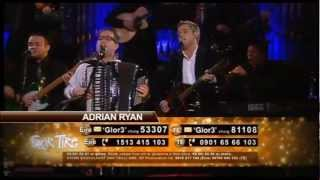 Glor Tire 2013 - Adrian Ryan duet with Derek Ryan - My Father