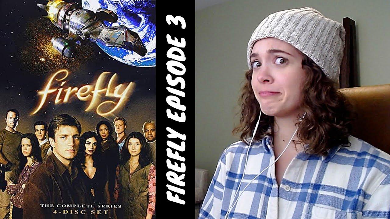 Download Reacting to FIREFLY!! (Ep. 3 - I love Alan Tudyk)