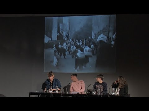 "Specters of Communism - Panel ""The Transformation of the Self – Art as Alternative Metabolism"""