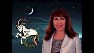 Capricorn New Moon January 16, 2018